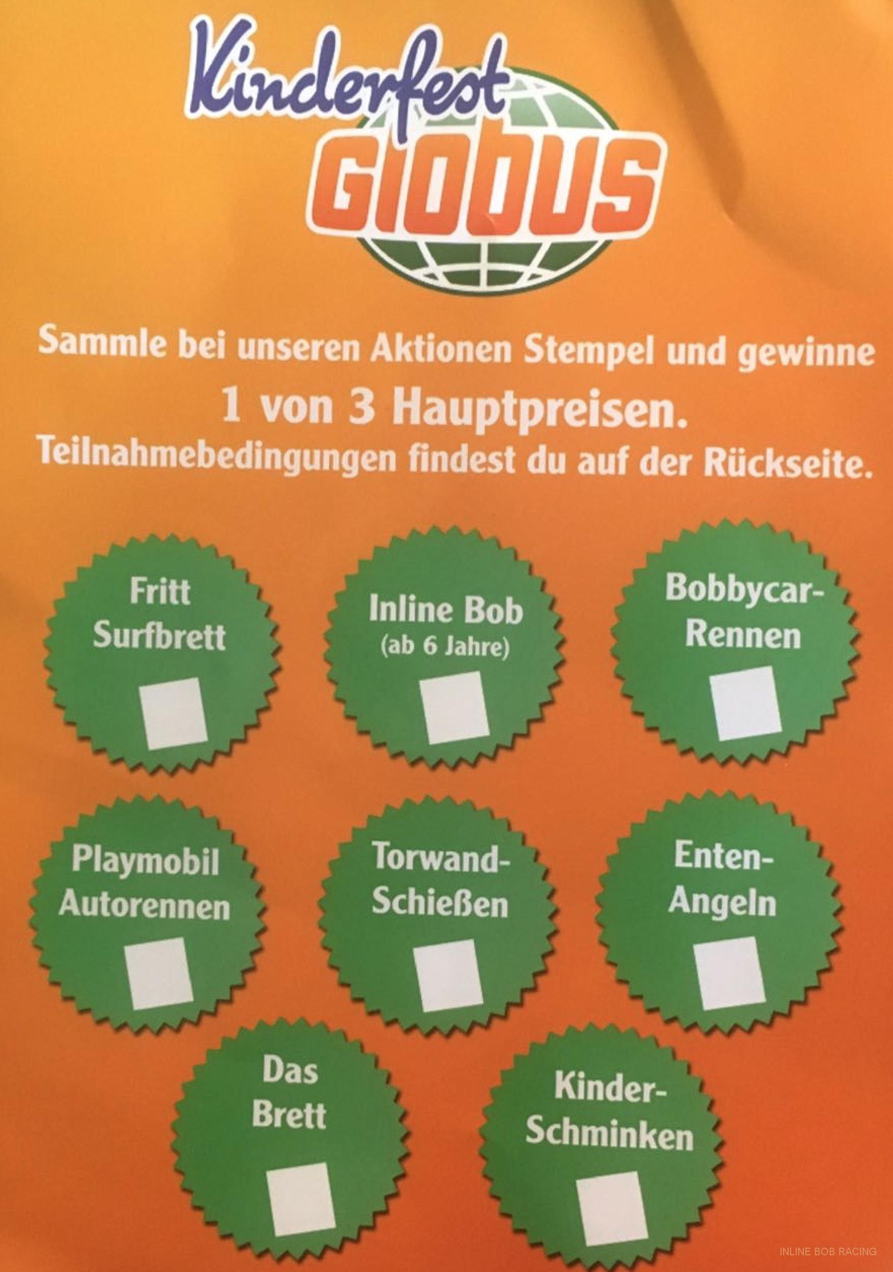 Kinderfest Globus Koblenz